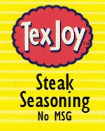 Steak Seasoning No MSG - 5.25 oz