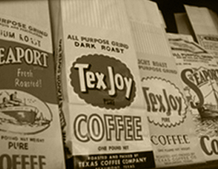 About TexJoy and Texas Coffee Company History