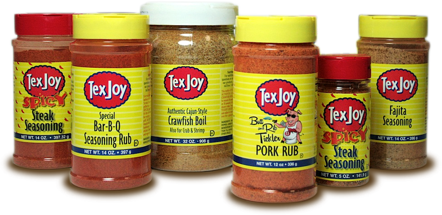 TexJoy | Signature Seasonings & Fine Spices Since 1921