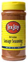 Old Fashion  Sausage Seasonings - 12 oz