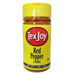 Red Pepper (Cayenne) - 3 oz
