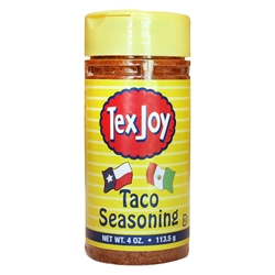 Taco Seasoning - 4 oz