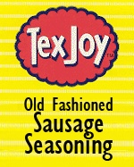 Old Fashion Sausage Seasonings - 7 lb